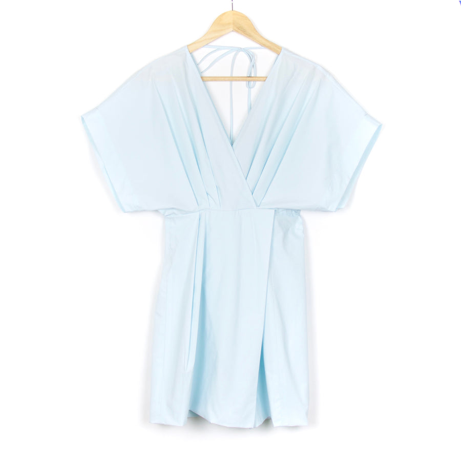 Arco Dress, Spa Blue