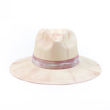 Heather Hat, Dusty Rose