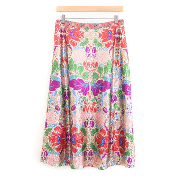 Garden Sequin Skirt