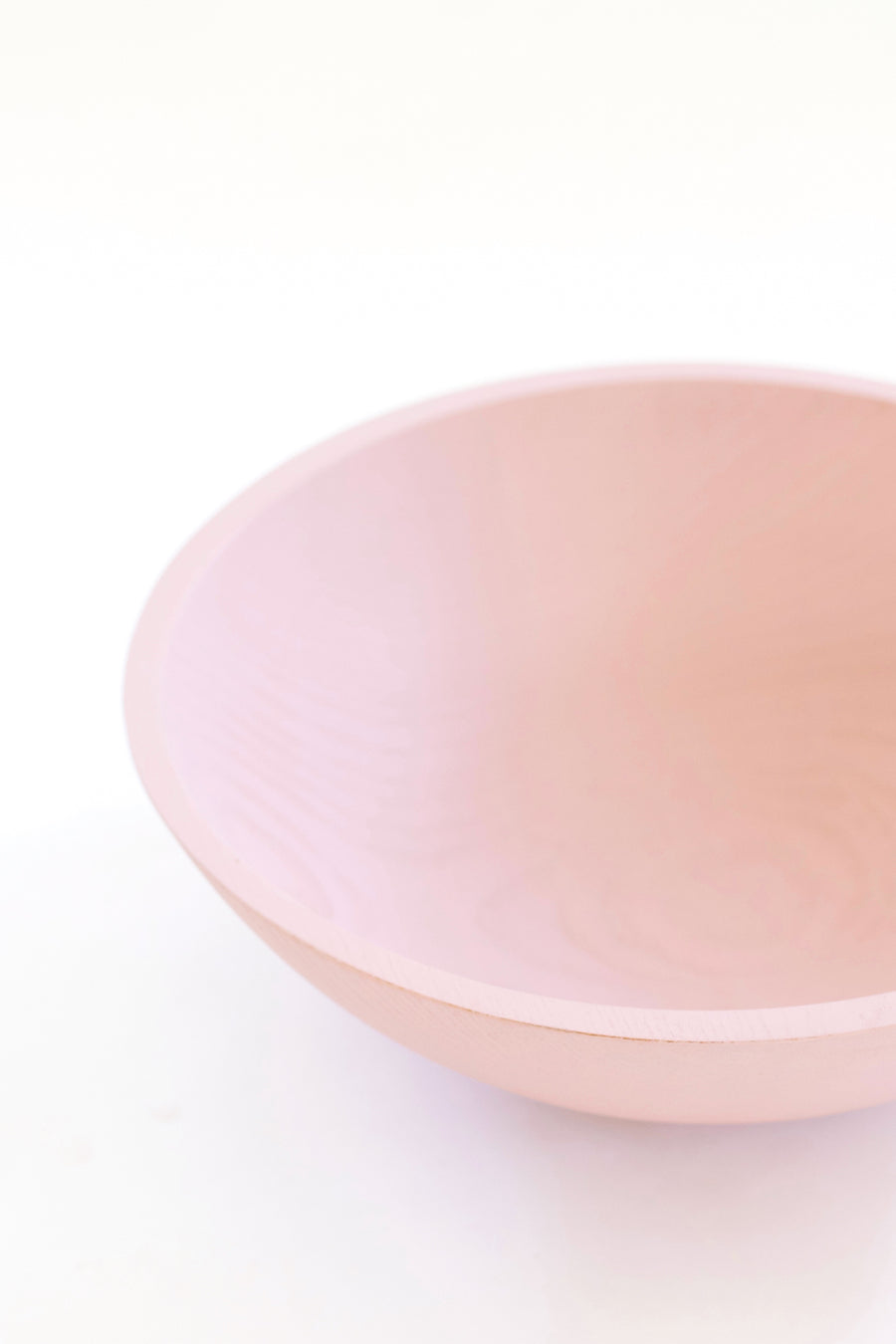 Farmers Large Bowl, Blush