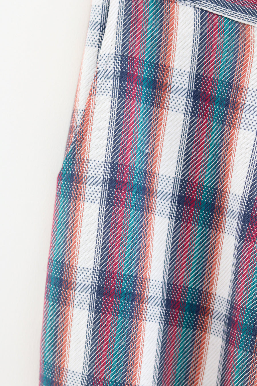 Peitro Pant, Plaid