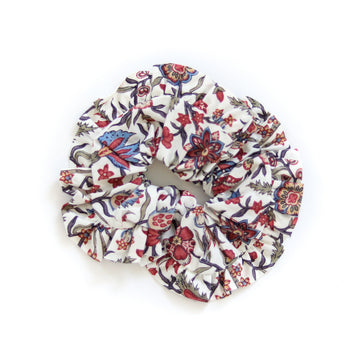 Shelby Floral Scrunchie