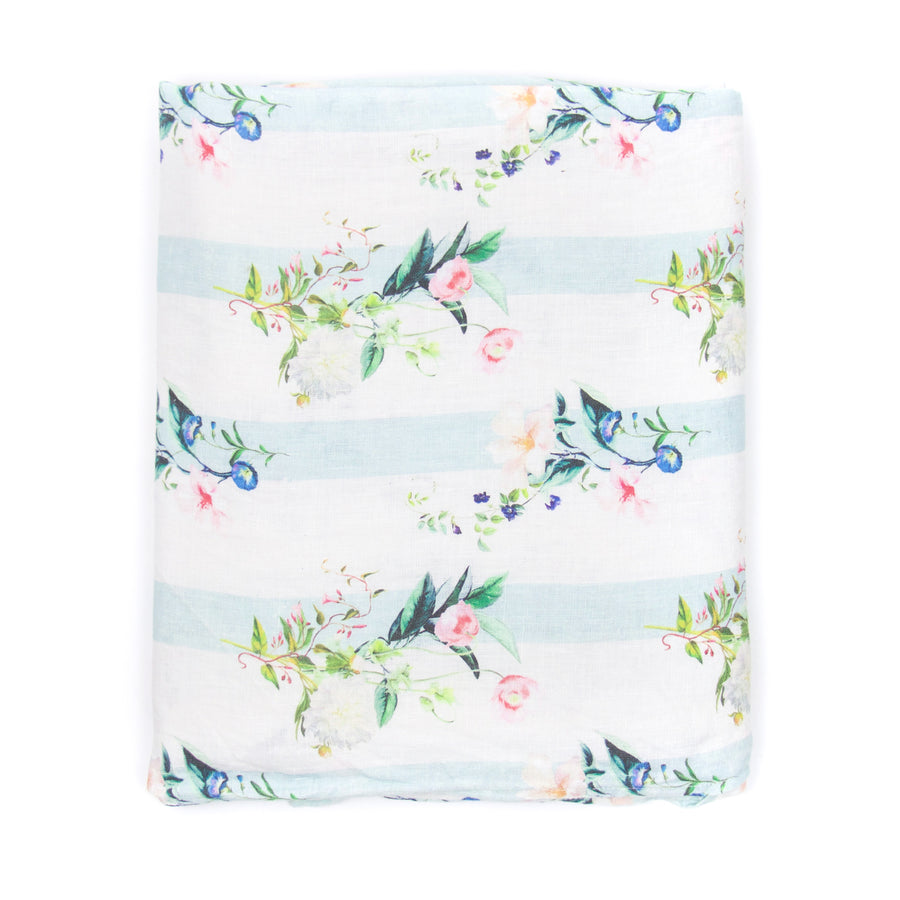 Louise Stripe Tablecloth