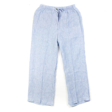 Morgan Linen Pant, Sky Blue