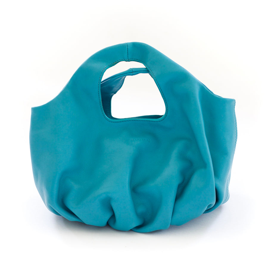Butter Mini Shopper Bag Turquoise