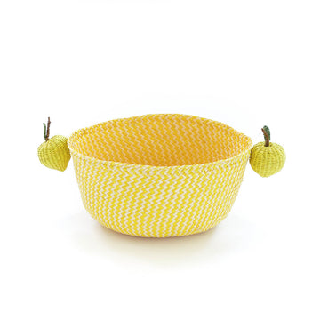 Palm Lemon Basket