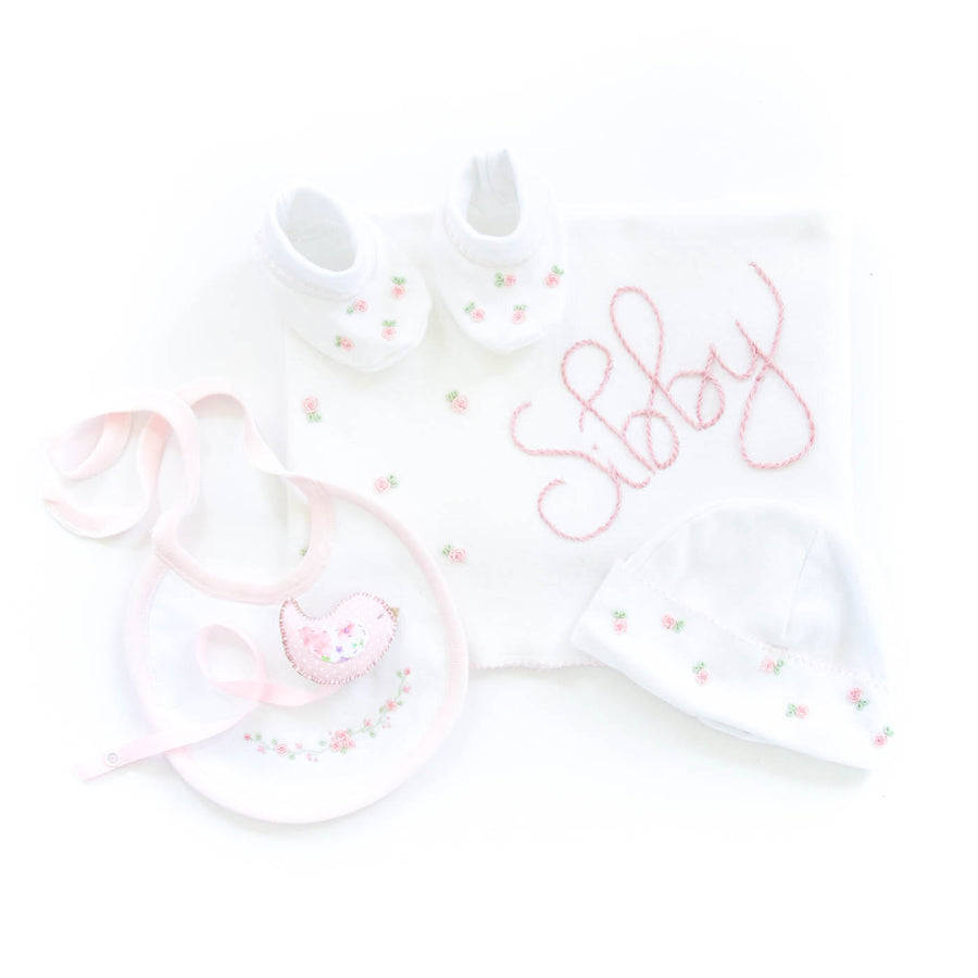Bundle of Love Set, Baby Girl