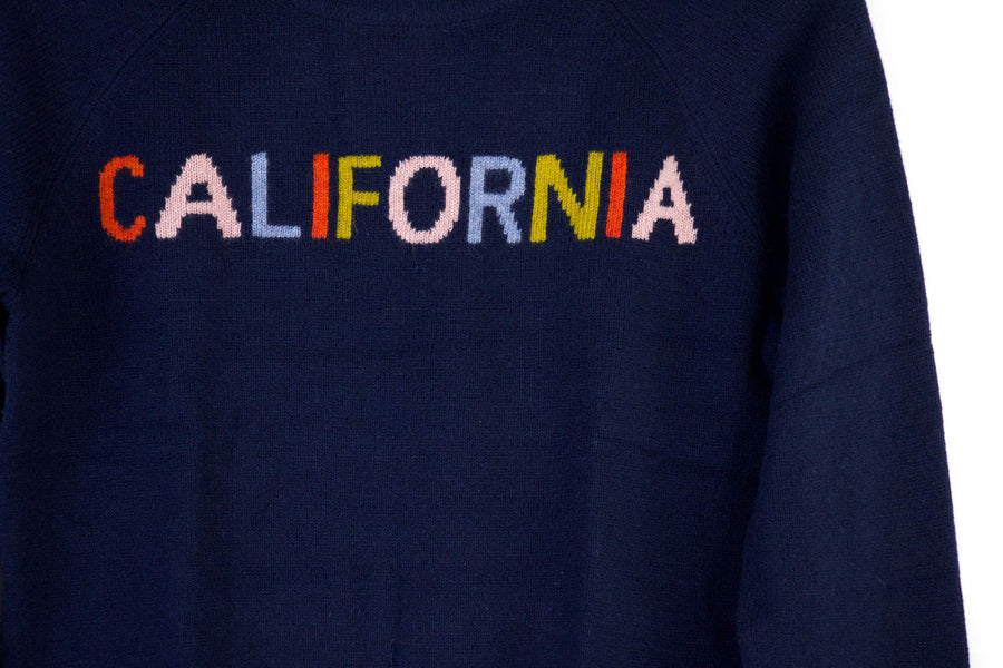 California Cashmere Sweater