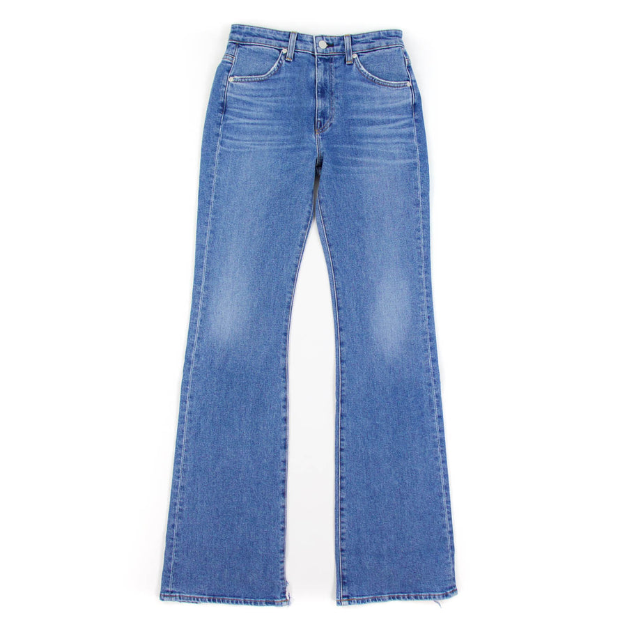 Wes High-Rise Flare Dream Jean