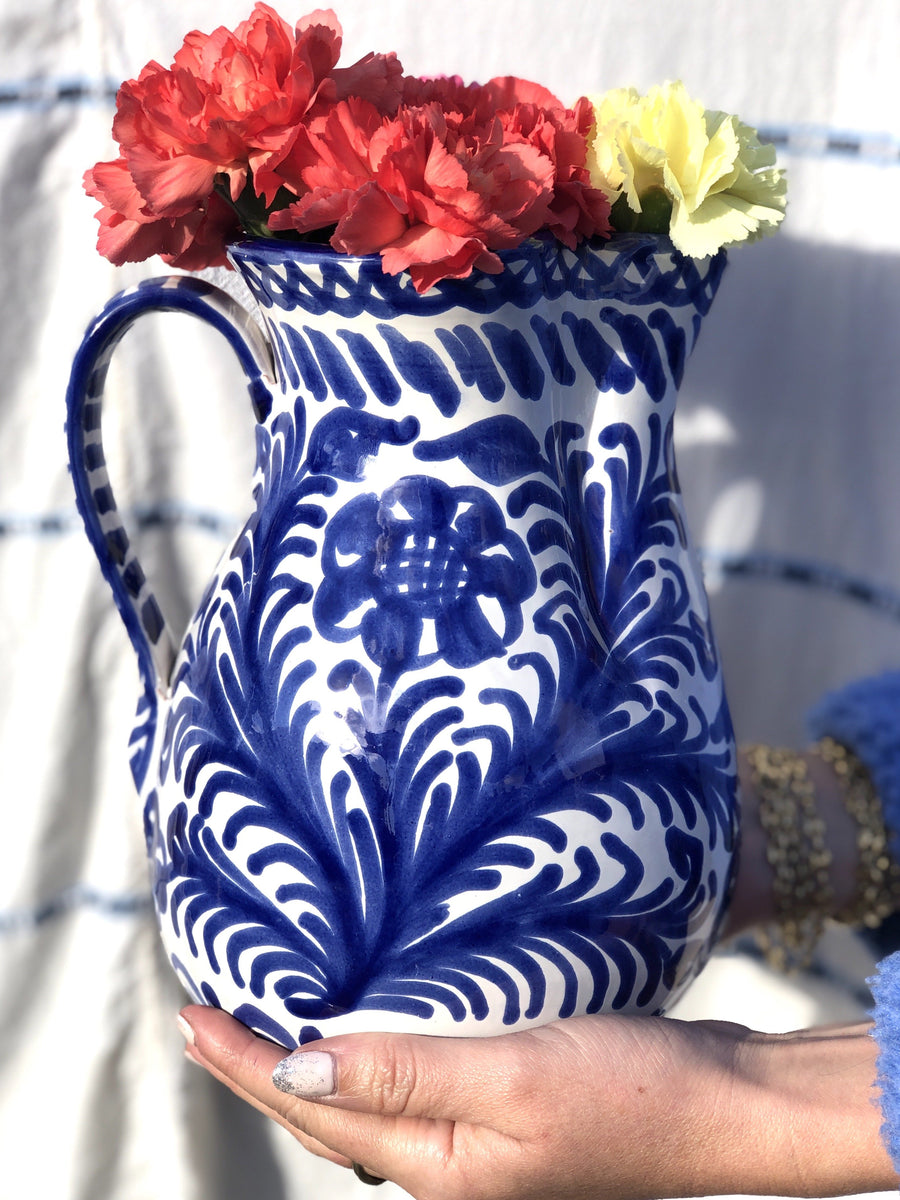 Casa Azul Large Pitcher