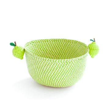 Palm Lime Basket