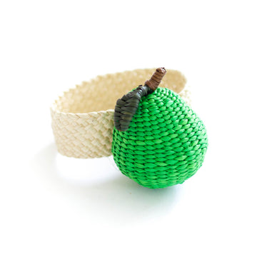 Palm Pear Napkin Ring