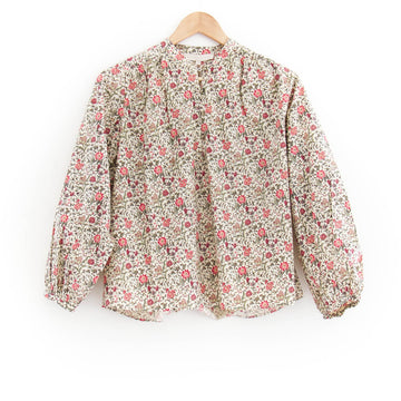 Mederic Blouse, Floral