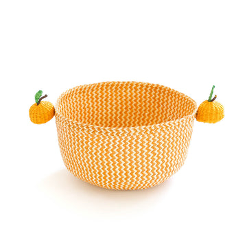 Palm Orange Basket