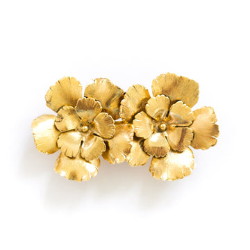 Valla Barrette, Gold