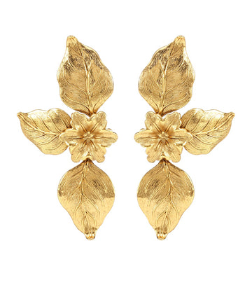 Dolcina Earring, Gold