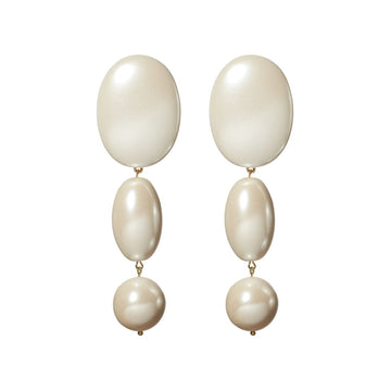 Pearl Bubble Drop Earring