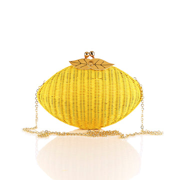 Sicilian Lemon Clutch