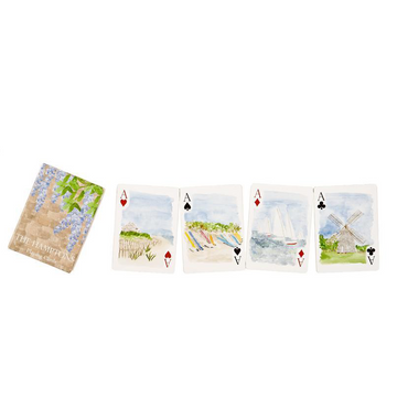 Hamptons Playing Cards