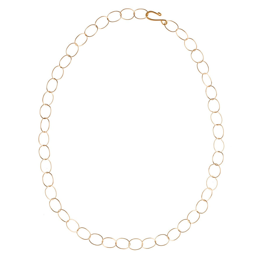 Smith Chain Necklace, Gold