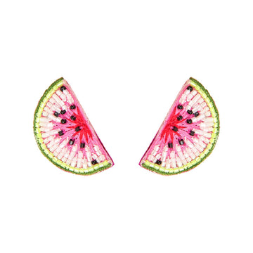 Dragon Fruit Stud Earring