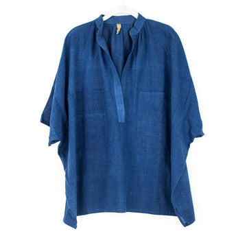 Two Pocket Shirt, Indigo