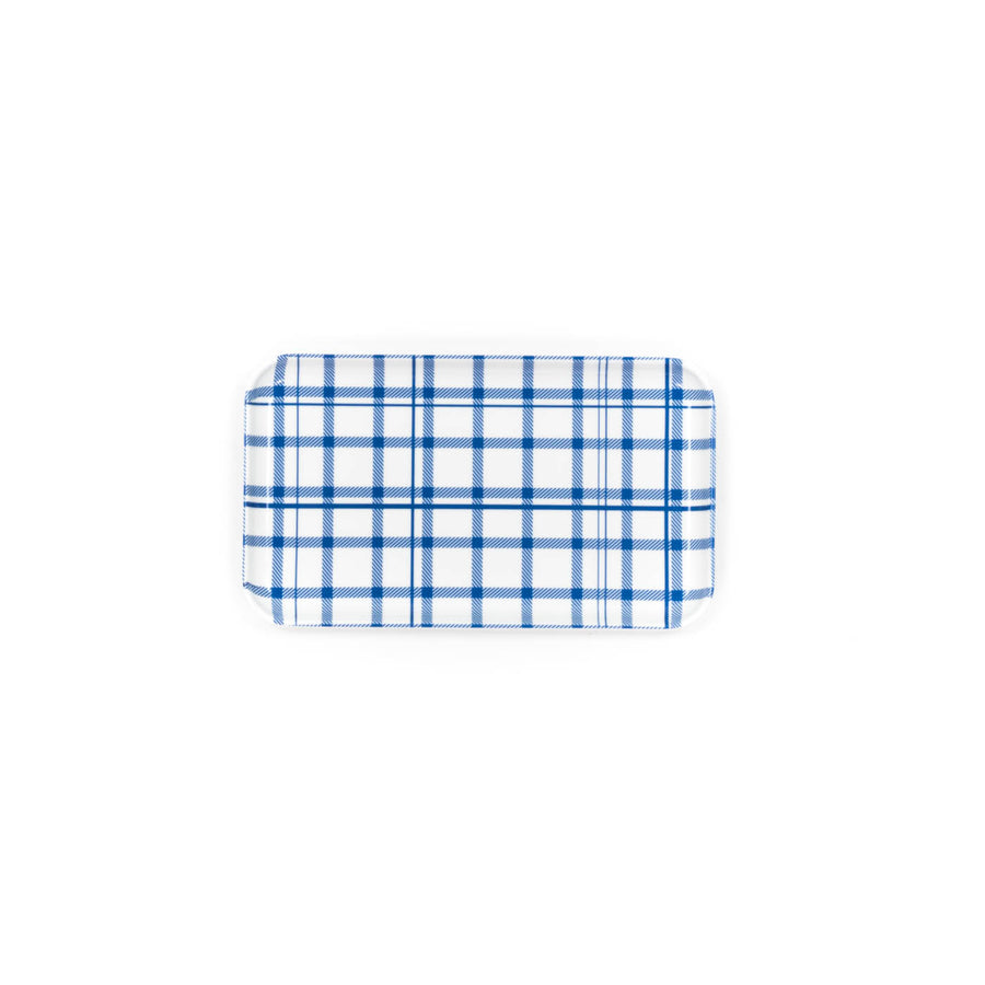 Plaid Gingham Trays