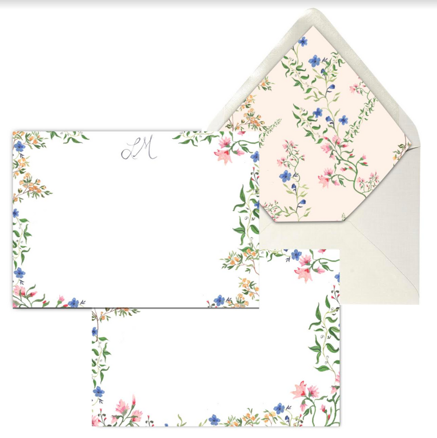 Flora Stationery Set