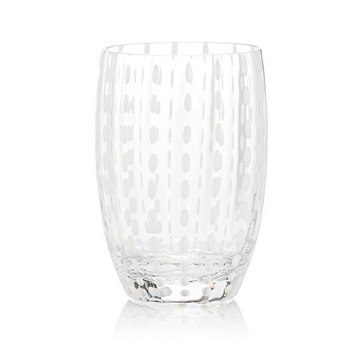 Perle Tumbler, Transparent