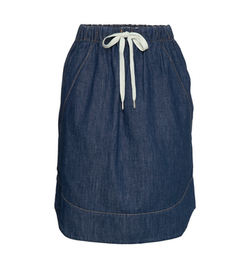 Nelia Skirt, Denim