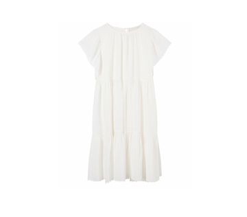 Newel Dress, Ivory