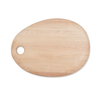 Small Organic Cutting Board, Maple