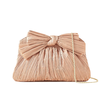 Rayne Dune Bow Clutch