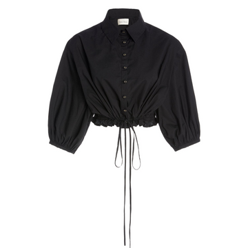 Hutton Blouse, Black