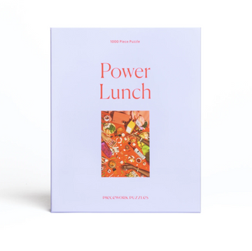 Power Lunch Puzzle