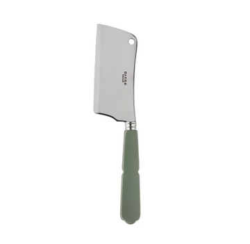 Gustave Cheese Cleaver Knife, Moss