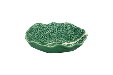 Cabbage Salad Bowl 44 Oz Green
