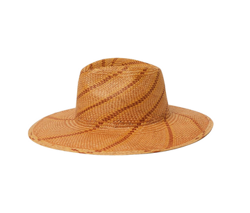 Twist Straw Hat, Multi
