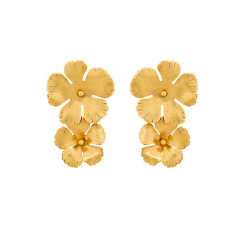 Collette Earring, Gold