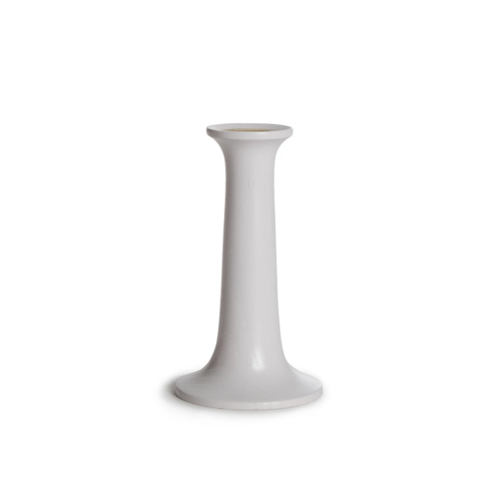 Small Candle Holder, Grey