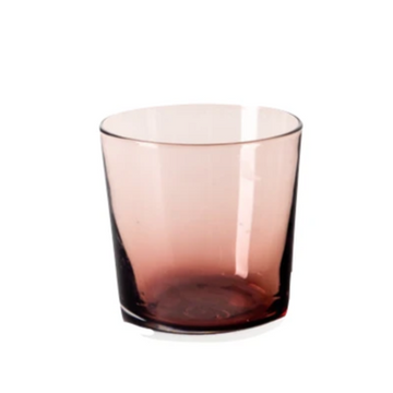 Tinted Tumbler, Rose