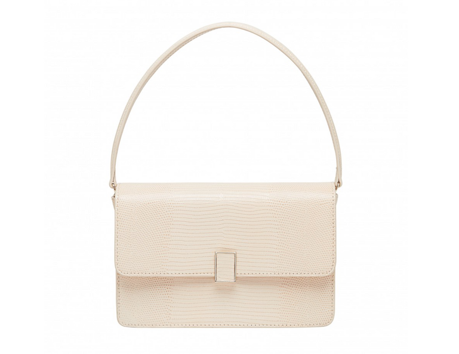 Katalina Crossbody Bag, Bone White