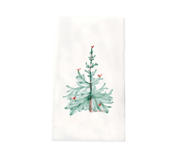 Fir Tree Guest Towels