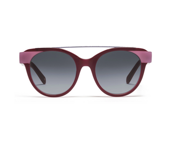 Mayfair Sunglasses, Plum x Rose