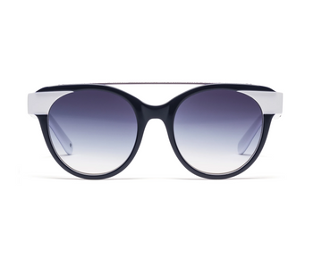 Mayfair Sunglasses, Lavender x Navy