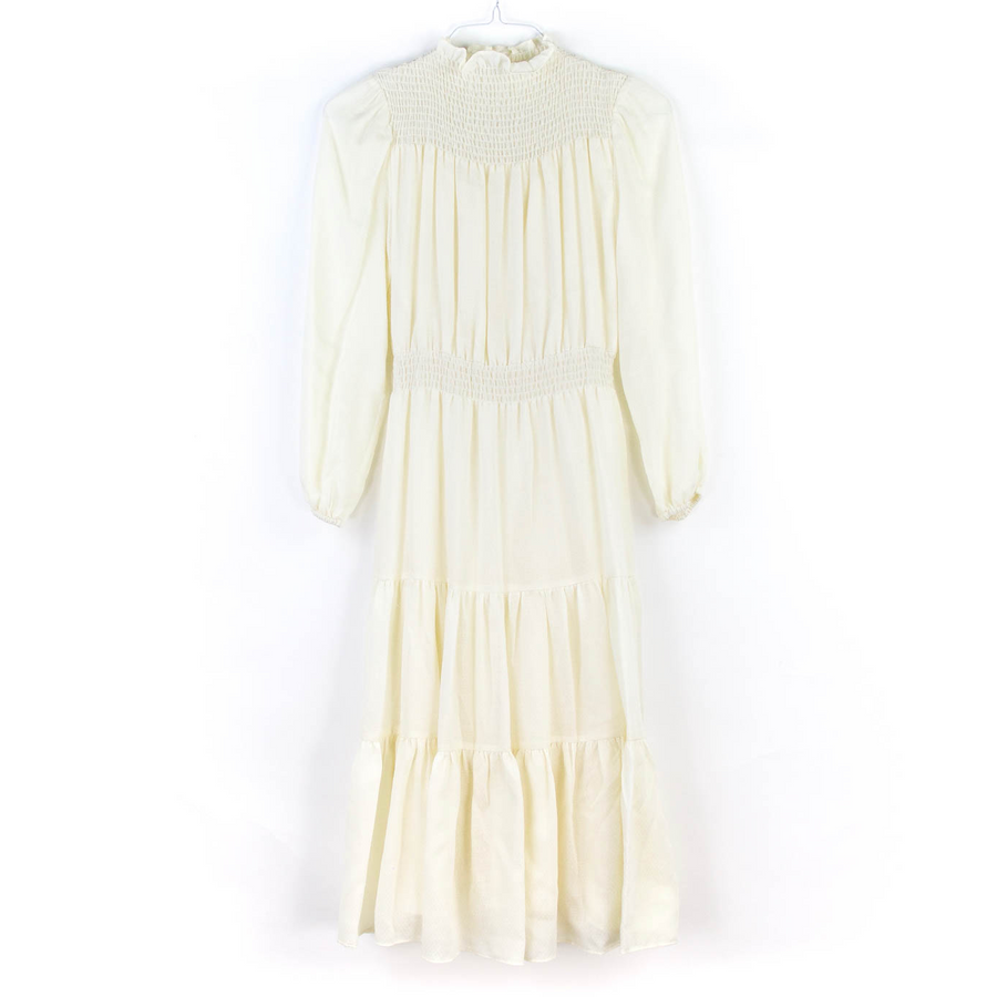 Daisy Dress, Cream