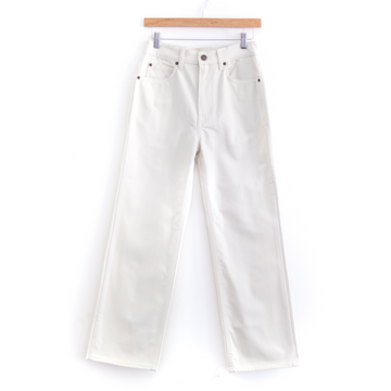 Highway Bootcut Pant, Cream