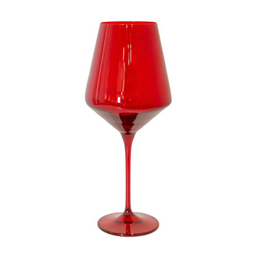 Wine Glass (Set of 2), Red