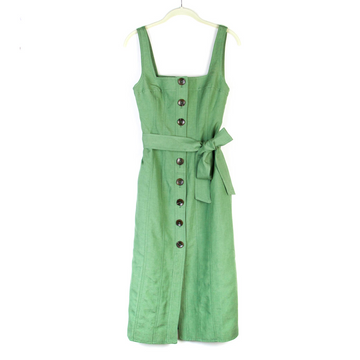 Occurrence Dress, Ivy Green