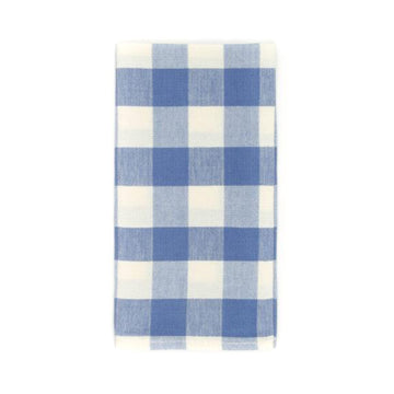 Gingham Napkin, Denim